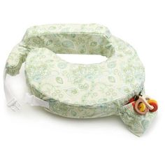NEW My Brest Friend Inflatable Travel Pillow & Cover for Breastfeeding / Nursing #MyBrestFriend