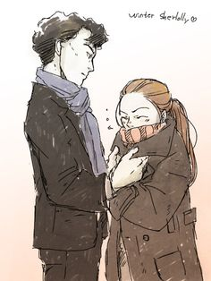 winter sherlolly♡ other works