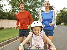 How to Balance Parenthood and Triathlon Training