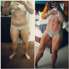 Before and after...fat loss with flexible dieting Crossfit and tracking macros. #fatlossdiet Diet Plans To Lose Weight, How To Lose Weight Fast, Flexible Dieting, Fat Loss Diet, Weight Loss Before, Reduce Belly Fat, Diet Motivation, Crossfit Motivation, Injury Prevention