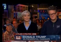 Morning Joe Scarborough Busted By CNN For Supporting Donald Trump