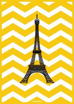 Poster Audrey Paris