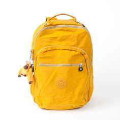 Kipling Seoul Backpack Yellow