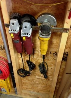 DIY Garage Storage- CLICK THE PICTURE for Lots of Garage Storage Ideas. #garage #garagestorage