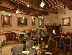 The Most Romantic Restaurants in the World Photos | Architectural Digest