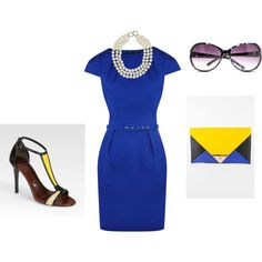 work, created by ktdouglas10 on Polyvore