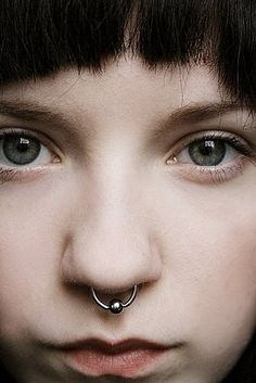 Septum Piercings.