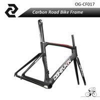 OG-EVKIN FULL Carbon Road Bicycle Frame Carbon Frame Road Bike T700 Carbon Bike Road Frame 48/50/52/54cm OG-CF017