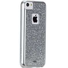 Case-Mate Glimmer case for iPhone 5c - Silver
