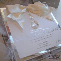Couture Luxury Wedding Invitations,
