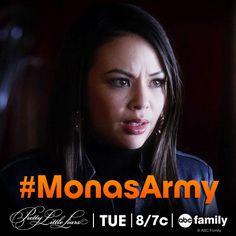 #MonasArmy