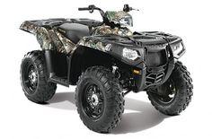 2012 Polaris Industries Sportsman® 550 - Polaris Pursuit® Camo starting at $8,099 Northway Sports East Bethel, MN (763) 413-8988
