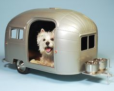 Airstream Pet House