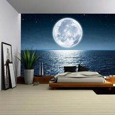 20+ Wonderful Moon Bedroom Decor Inspirations