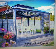 Gazebo, Outdoor Structures, Glass, Kiosk, Drinkware, Pavilion, Corning Glass, Cabana, Yuri
