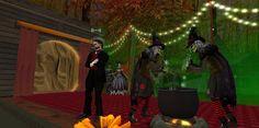 BukTomBlog: 3 X Halloween - und wie! #SL
