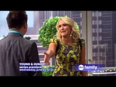 Emily Osment Stars in Young & Hungry on ABC Family! Don't miss the series premiere Wednesday, June 25 at 8/7c on ABC Family.