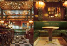 American Bar by Adolf Loos