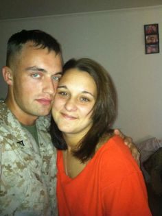 """""""JACKSONVILLE, N.C. - Police said that a Marine on active duty shot and killed his wife before taking his own life.  Jacksonville police found the bodies of 22-year-old Jeremy Darrell Hall and 22-year-old Jessica Hart-Hall inside their home on Tuesday."""""""