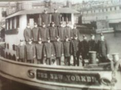 The New Yorker, Fire Boat F.D.N.Y.