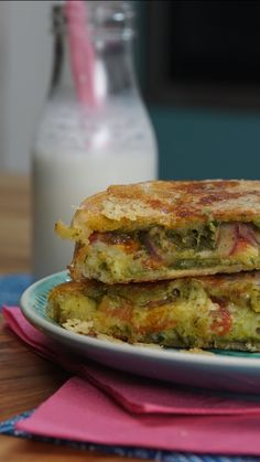 Tastemade: Bombay Sandwich ~ Monica's Mash-Ups Vegetarian Sandwich Recipes, Vegetarian Food, Snack Recipes, Healthy Recipes, Chutney Sandwich, Tastemade Recipes, Indian Food Recipes, Bread Sandwich Recipe Indian, Indian Snacks