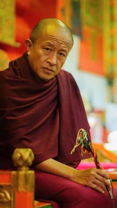 As practitioners, we must ask for teachings: we must supplicate the teacher to turn the wheel of Dharma. This is encouraged not only in the Mahayana but in all the yanas. This is why we have the se… Om Mani Padme Hum, Buddhist Quotes, Tibetan Buddhism, Spiritual Path, Tantra, Quote Of The Day, Bhutan, People, Zen Style