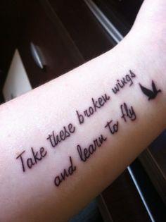 Beatles Blackbird Tattoo