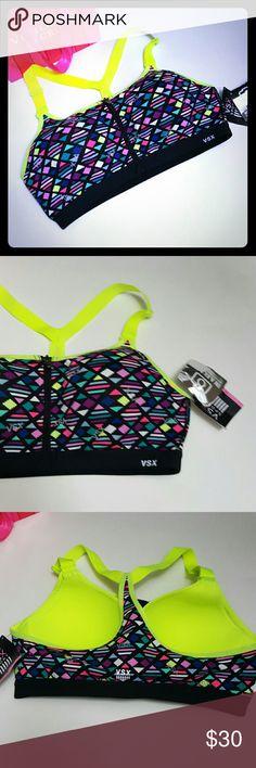 New! Victoria's Secret sport bra 36c New with tags! Victoria's Secret sport bra 36c. Maximum support! Adjustable straps.   Bundle using the bundle feature and save! Victoria's Secret Intimates & Sleepwear Bras