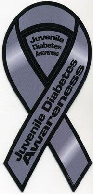 #diabetesawareness #diabetes #juvenilediabetes #diabetic #awarenessribbon #health #jdrf