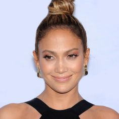 """Of Jennifer Lopez, hairstylist Oribe says, """"Back when Jennifer was on In Living Color, her hair was short—but she has never really gone that short since then. As you grow older, it's important to keep the softness in your hair and have some length to frame the face."""""""