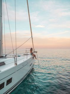 Sailing Around Mallorca - The Best Way To Experience Mallorca - Check out www. for more Mallorca inspiration, travel guides, and tips! IG: Little Black Shell Europa Tour, Sailing Holidays, Travel Aesthetic, Sky Aesthetic, Flower Aesthetic, Places To Travel, Travel Destinations, Adventure Travel, Travel Inspiration