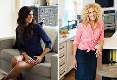 Heading Home with Kimberly Schlapman & Karen Fairchild of Little Big Town | Plume Magazine: Home Decor, DIY and Inspiration from the editors at Joss & Main