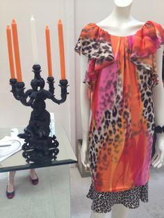 Trelise Cooper Jungle Honey dress was $520 is now $364