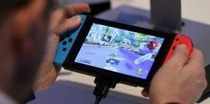 Caen las acciones de Nintendo tras presentación del Switch...