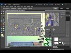 Photoshop Elements Filter Tutorial:  Emboss