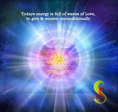 Today's energy is full of waves of love, to give and receive unconditionally   Call Mr. ssharad Thakar on +91 9819119755 or Email on sharad41us@yahoo.com  http://www.facebook.com/SsharadBodyhealerandReader?fref=ts