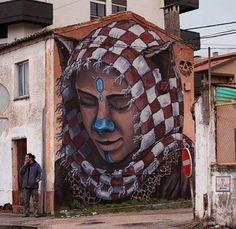 Arte callejero. Portugal