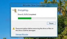 [Tutorial] How To Encrypt a USB Flash Drive In Windows 8 - If you fear that someone may access your sensitive that located on USB drive you can easily protect him within Windows 8 by using Bitlocker tools. This tool is available in Windows 8 Pro and it's quite easy to use. In this tutorial I will show you how to encrypt your USB drive using Bitlocker and then safely read your data on any computer that is running under Windows XP and higher. [Click on Image Or Source on Top to See Full News]