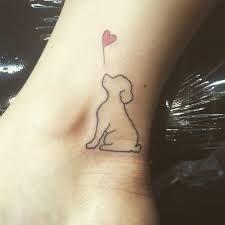 Resultado de imagem para tatuagem de cachorro poodle