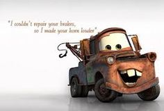 Cars movie characters funny ideas for 2019 Cars Movie Quotes, Cars Movie Characters, Movie Cars, Wall Stickers Quotes, Funny Stickers, Living Room Wall Designs, Decoupage, Tow Mater, Assurance Auto