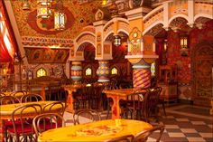 """Кафе и рестораны - Куда сходить в Смоленске. - Хостел """"Феликс"""" - низкие цены на проживание в Смоленска"""