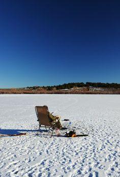 Ice Fishing in Utah!!!