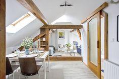 Wunderbare Hygge Wohnung Im Dachgeschoss. Entdecke Die Gesamte  Dachgeschosswohnung Auf Homify.