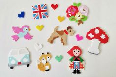 hopscotch lane: Hama Bead Party