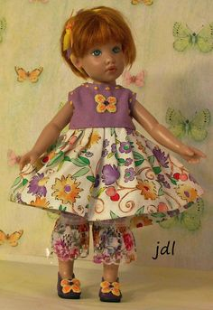 Fancy Fling for Riley Kish by JDL Doll Clothes #KishCompany
