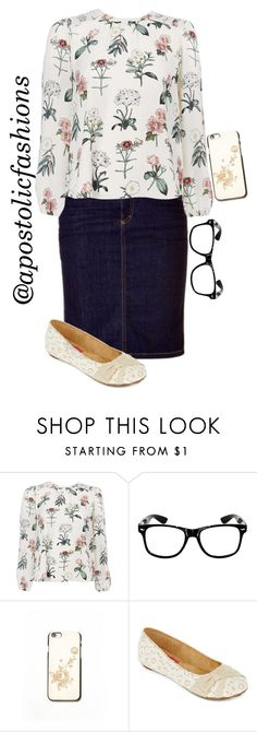 """""""Apostolic Fashions #1121"""" by apostolicfashions on Polyvore featuring Free People and POP"""