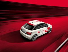 Audi A1 Competition Kit Eleven.    Find out more about the Audi A1 here:  www.a1audi.co.uk/