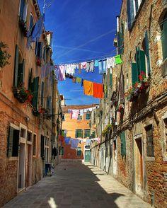 Primavera #Barilla en Italia el cielo es de colores