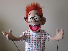 jb puppets... love his braces