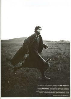 #StellaTennant by #MikaelJansson for Vogue France November 1996